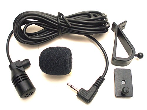 AUTOLOVER 3 5mm Portable Car External Microphone Mic DVD Radio