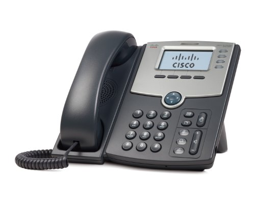 Cisco IP Phone SPA514G 4 Line VOIP Phone with  Power Adapter